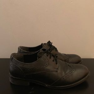 ⭐️ ASOS leather oxford size 7 ⭐️